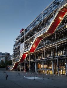 The Centre Pompidou
