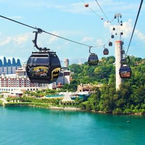 Mount Faber Park, Singapore