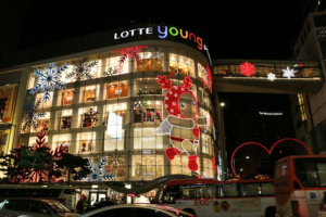 Lotte Young Plaza, Seoul