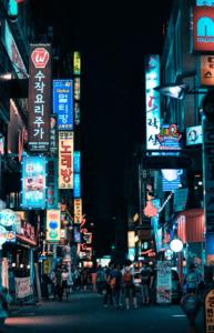 Myeong - dong