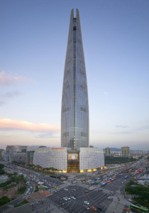 Lotte Tower, Seoul