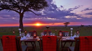 Olare Mara safari resort Kempinski