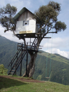 Swing at the End of the World, Ecuador