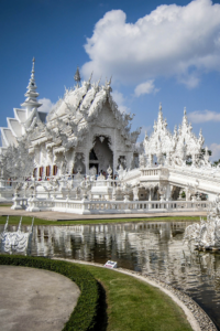 The White Temple, Thailand