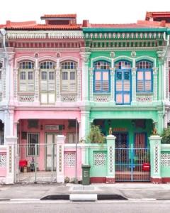Peranakan Houses, Singapore