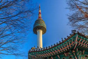 N Seoul Tower, Seoul